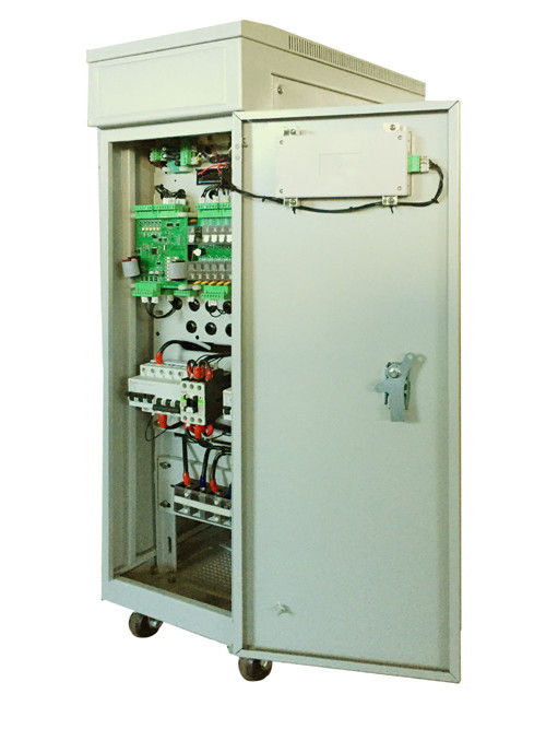 380V 50HZ 50KVA Three Phase Automatic Voltage Regulator , CE Equivalent